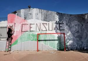 Palestine, Georges Ibrahim Abdallah, Censuré!