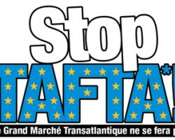 Infos du samedi 12/03/2016 avec la collectif STOP TAFTA Marseille