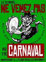 Viendez au 17e Carnaval indépendant de la Plaine, de Noailles et des Réformés!!!