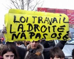 Infos du samedi 02/04/2016: spéciale mouvement contre la loi Travail