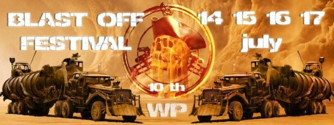 INTERVIEW : Festival Blast-Off & Rescue Party avec Toto de l'association World People
