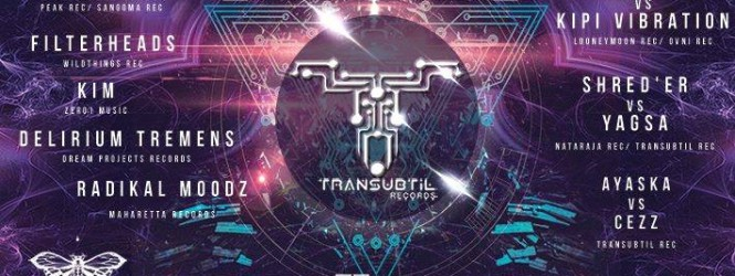La Boite A Mix – Transubtil Label Party