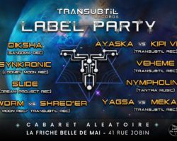 La Boite A Mix – Tansubtil Label Party #2