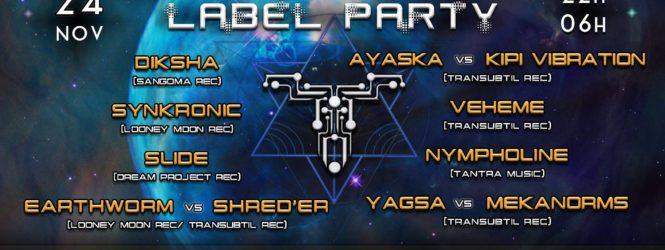 La Boite A Mix – Tansubtil Label Party #2