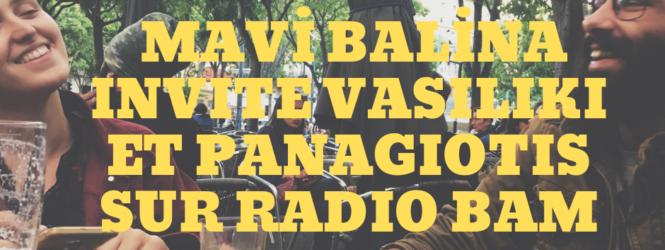 Mavi Balina #02 – Spécial Grèce