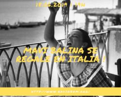 Mavi Balina #03 – Speciale Italia