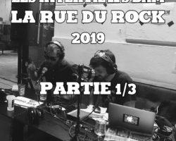 Les Interviews BAM : La Rue du Rock 2019 – Partie 1/3