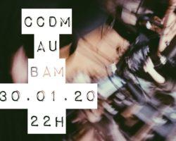 CCDM #02 – Tyfenn, Stéphane, Florent, Bruno