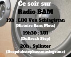 Mixs de Confinements – LHC / LUI / Splinter