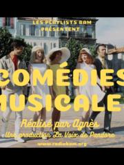 Les Playlists BAM : Comédies Musicales par Agnès