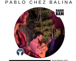 Pablo chez Balina